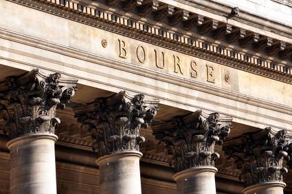 La bourse de Paris est une place boursières de première importance en Europe.